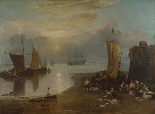 Il naufragio di William Turner