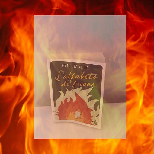 Coperta di L'alfabeto di fuoco