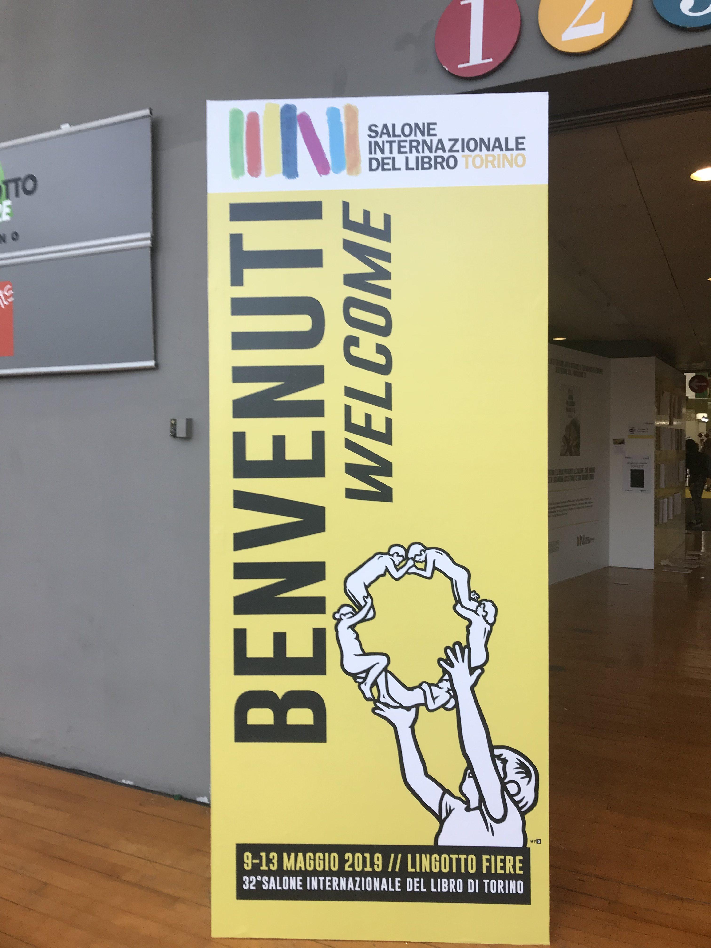 Salone Internazionale del Libro di Torino: ingresso