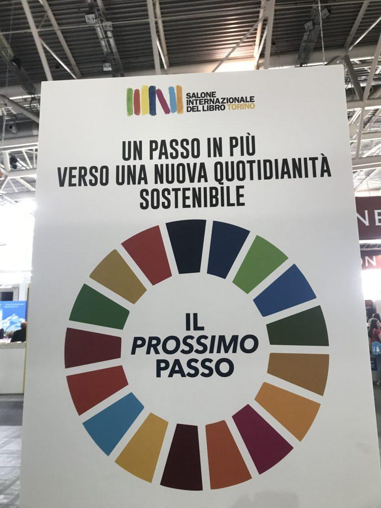 Adesione del Salone del Libro ai 17 Obiettivi Globali