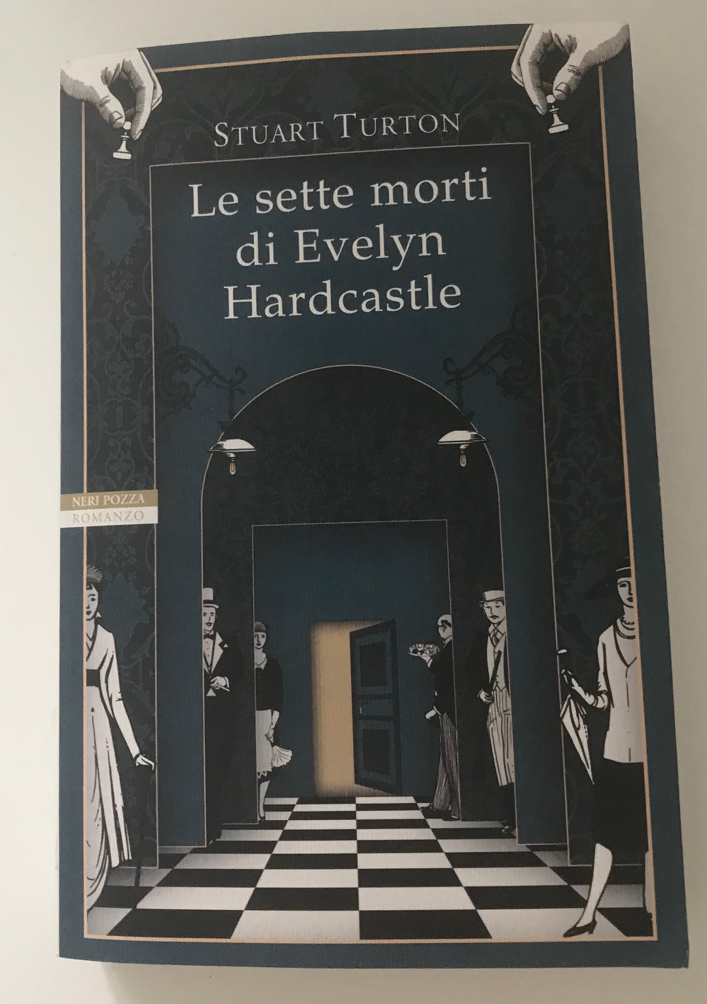 "Mistero a Blackheath: ""Le sette morti di Evelyn Hardcastle"" di Stuart Turton"