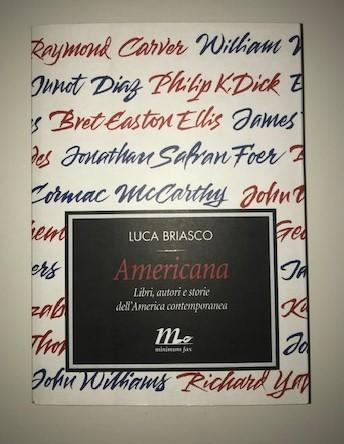 Copertina di Americana
