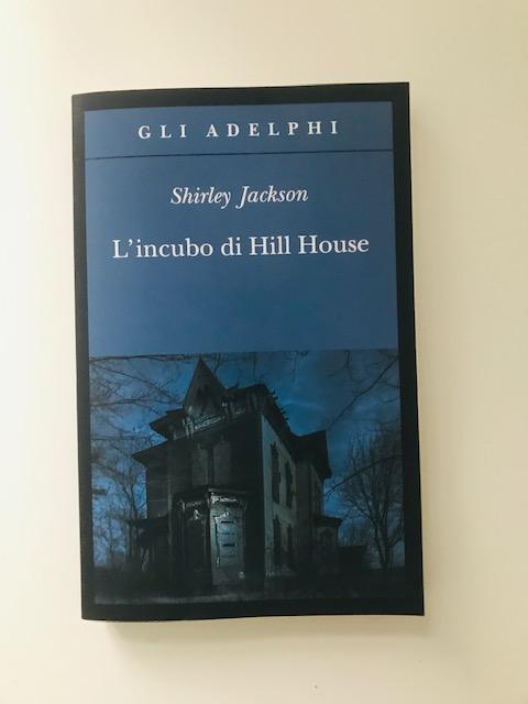 Copertina di L'incubo di Hill House