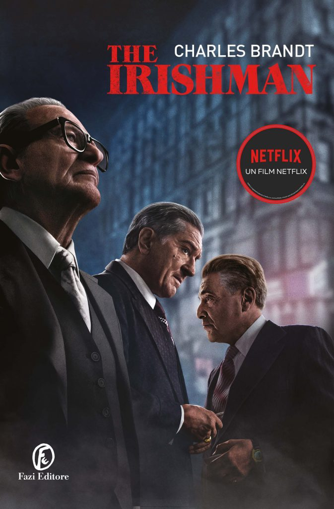 Copertina di The Irishman