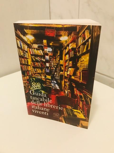 Copertina di Guida tascabile delle librerie italiane viventi