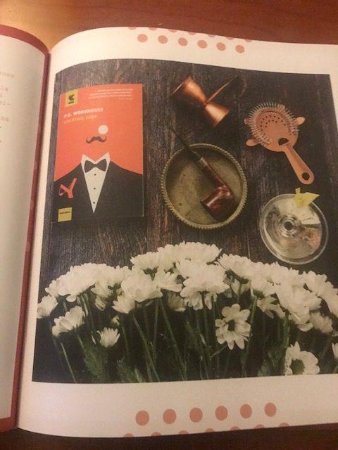 Cocktail d'autore: scheda di Cocktail Time di  P.G. Wodehouse