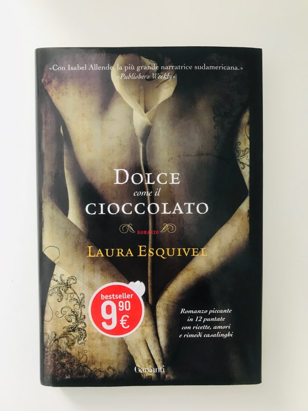 Copertina di Dolce come il cioccolato
