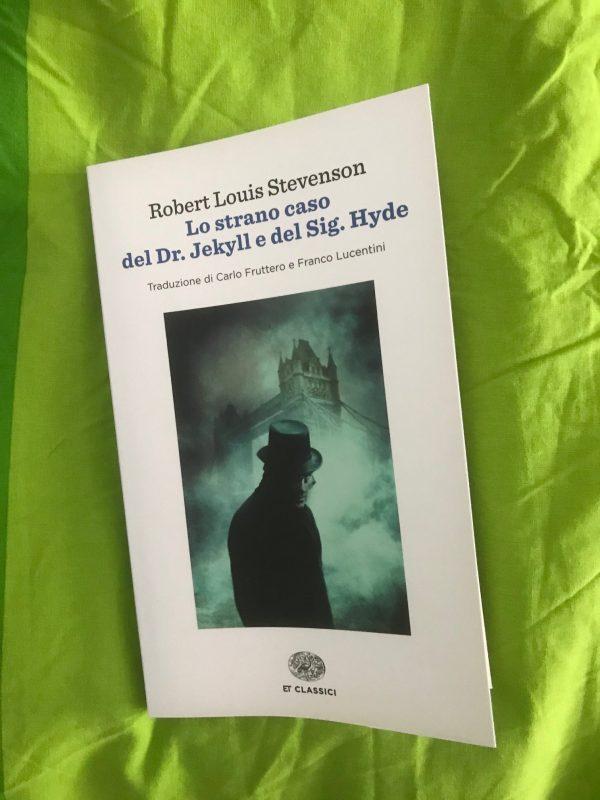 Copertina di Lo strano caso del Dr. Jekyll e del Sig. Hyde