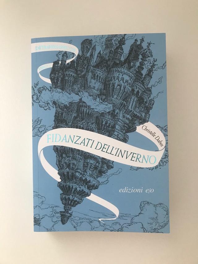 """Il mondo fantasy della saga dell'Attraversaspecchi: """"Fidanzati dell'inverno"""" di Christelle Dabos"""