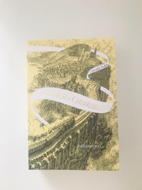 Copertina di Gli scomparsi di Chiardiluna