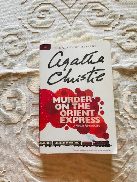 Copertina di Assassinio sull'Orient Express