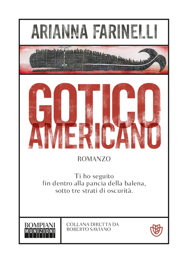 Copertina di Gotico Americano