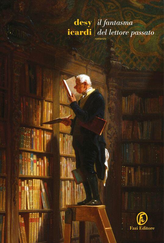 Copertina de Il fantasma del lettore passato